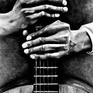 Hands of the Blues by dmbarnham