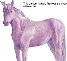 Fabulous Unicorn by NesNinja