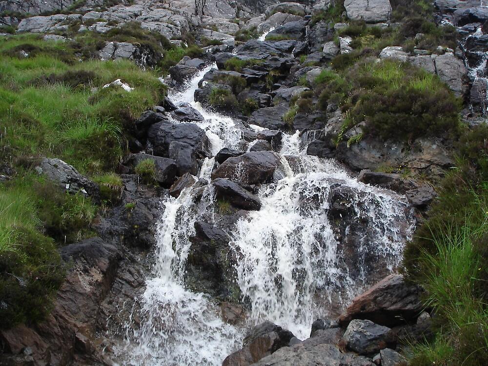 Waterfall by skippy