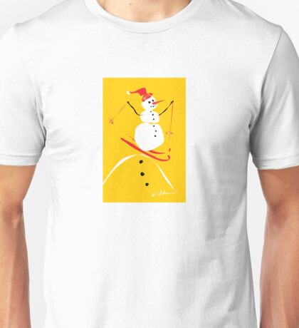 Ski Wee Unisex T-Shirt