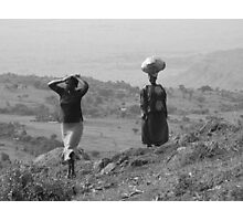 Mt. Elgon, Uganda Photographic Print