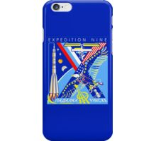 Expedition 9 iPhone Case/Skin