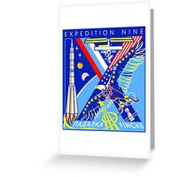Expedition 9 Greeting Card