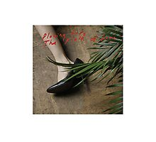 Iceage - Plowing Into The Field of Love Photographic Print