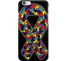 Autism Ribbon iPhone Case/Skin