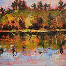 Autumn Study by Holly Friesen