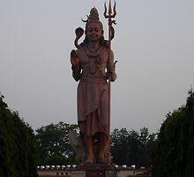 Shiva in all its glory by Richard Raj