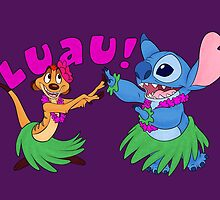 Luau! by Ellador