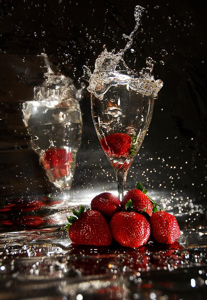 Strawberry Slosh by cap10kirk
