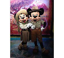 Disney Safari Photographic Print