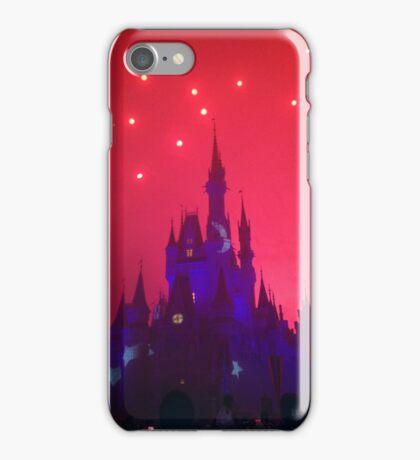 Wishes Magic Kingdom iPhone Case/Skin