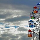Ferris Wheel by Sarah Moore