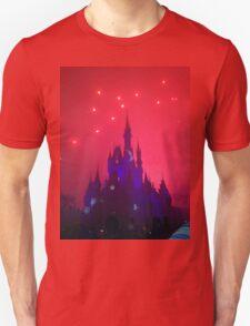 Wishes Magic Kingdom Unisex T-Shirt