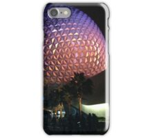 Epcot Night iPhone Case/Skin