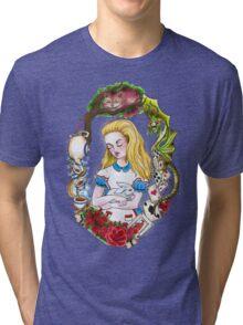 Alice Tri-blend T-Shirt
