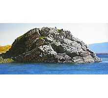 Knock Bay Photographic Print