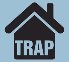Trap house Kids Clothes