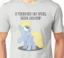 For the Plot? (Derpy) Unisex T-Shirt