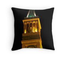 Brisbane City Hall. Throw Pillow