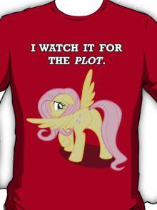 For the Plot (Fluttershy) T-Shirt