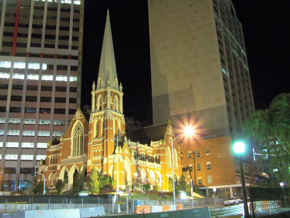 Church by aperture