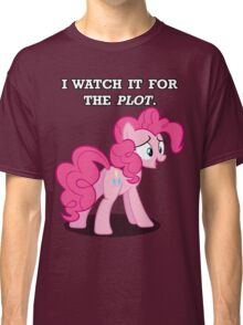 For the Plot (Pinkie) Classic T-Shirt