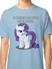 For the Plot (Rarity) Classic T-Shirt
