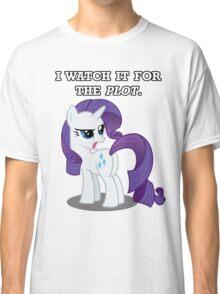For the Plot (Rarity) Classic T-Shirt