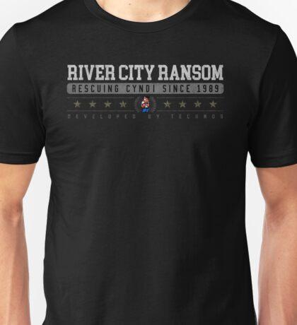 River City Ransom - Vintage - Black Unisex T-Shirt