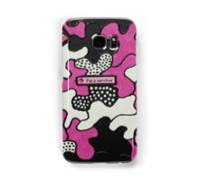 Breast Cancer Survivor Samsung Galaxy Case/Skin