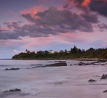 Tilbury Cove Sunset #2 by Noel Elliot
