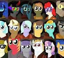 74th Annual Equestria (Hunger) Games by DMKruiz