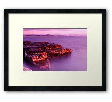Culburra Beach #2 Framed Print