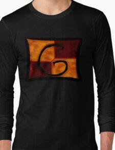 Gryffindor Banner Long Sleeve T-Shirt