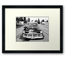 The Cops! Framed Print