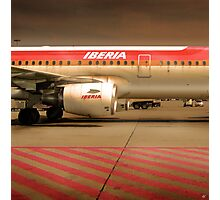 Tarmac 24 Photographic Print