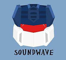 Soundwave [G1] by sunnehshides