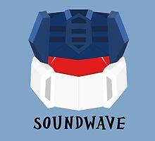 Soundwave [G1] by sunnehshides