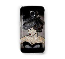 Vintage Show Girl Samsung Galaxy Case/Skin