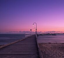 Lagoon Pier by Rob Leighton