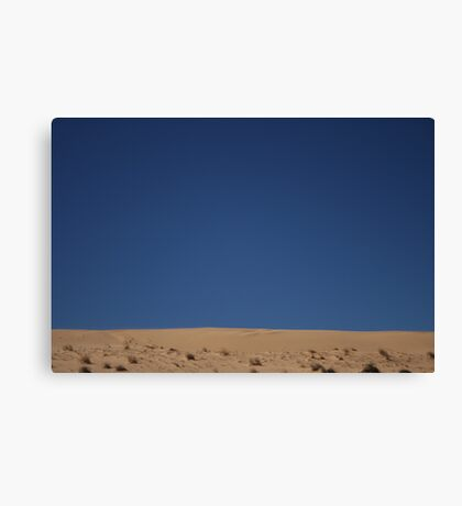 Simpson Desert Canvas Print