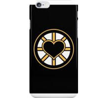 For the Love of Bruins iPhone Case/Skin