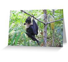 nature calls Greeting Card