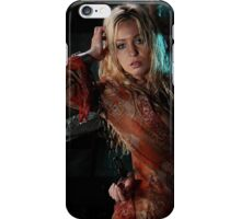 Paige Robbins Manacled in the Dungeon iPhone Case/Skin