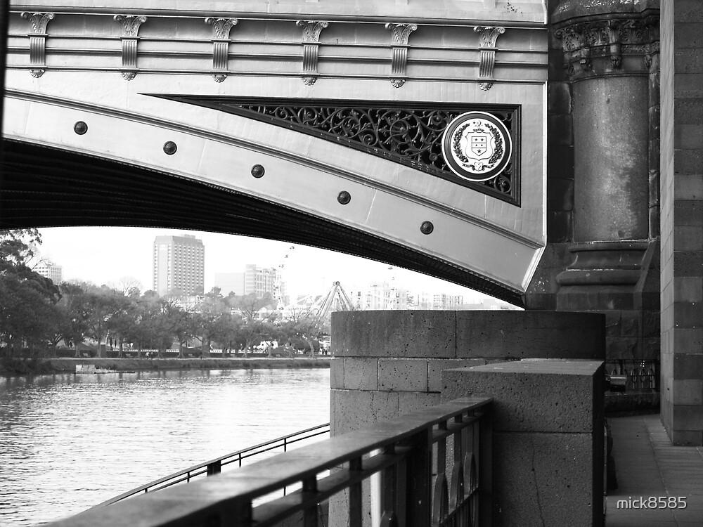 bridge buttress by mick8585