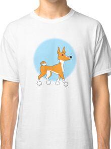 Basenji Snob Classic T-Shirt