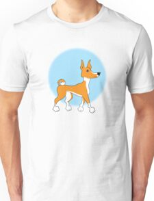 Basenji Snob Unisex T-Shirt