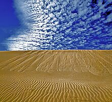Sand and Sky by Mark Boyle