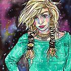 Andromeda by Ashley Peppenger