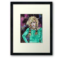Ms Andromeda Framed Print